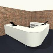 Toonbank modulair